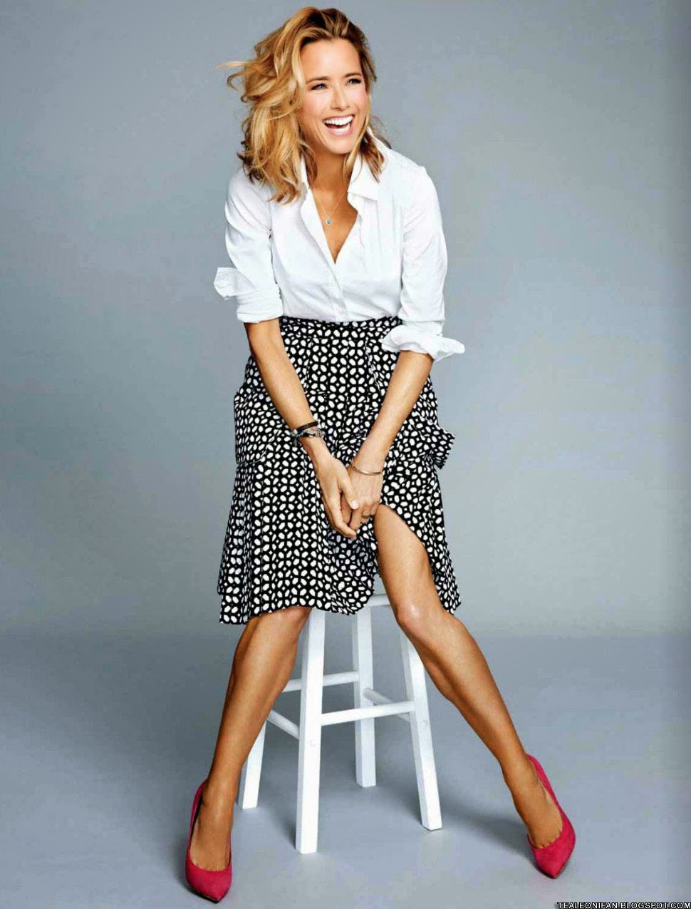 Wife Téa Leoni nude another
