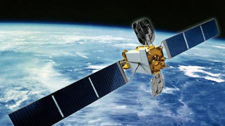 cara peluncuran satelit apstar 9