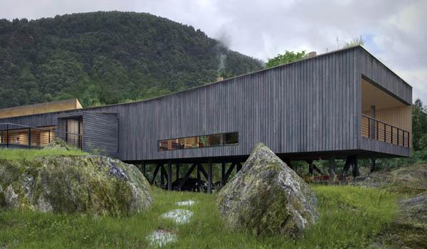 Casa Del Bosque . Colico