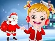 Baby Hazel Christmas Surprise