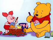 English Corner C. P. Escultor Vicente Ochoa: HAPPY EASTER winnie the pooh painting easter egg