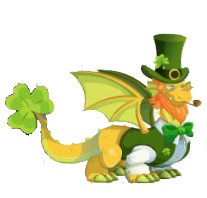 dragon san patricio adulto