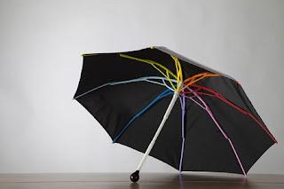 Paraguas Reciclable y Flexible, Accesorios Ecoresponsables