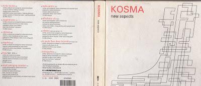 Kosma - New Aspects 2005 (INFRACom)