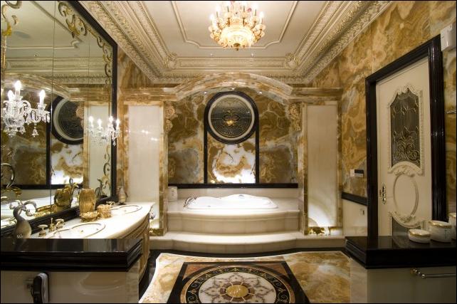 Tuscan Bathroom Design Ideas | Room Design Inspirations