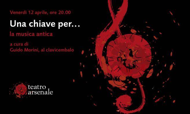rassegne di musica antica a Milano, Teatro Arsenale
