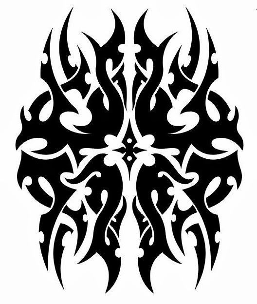tattoos book 2510 free printable tattoo stencils tribal. Black Bedroom Furniture Sets. Home Design Ideas