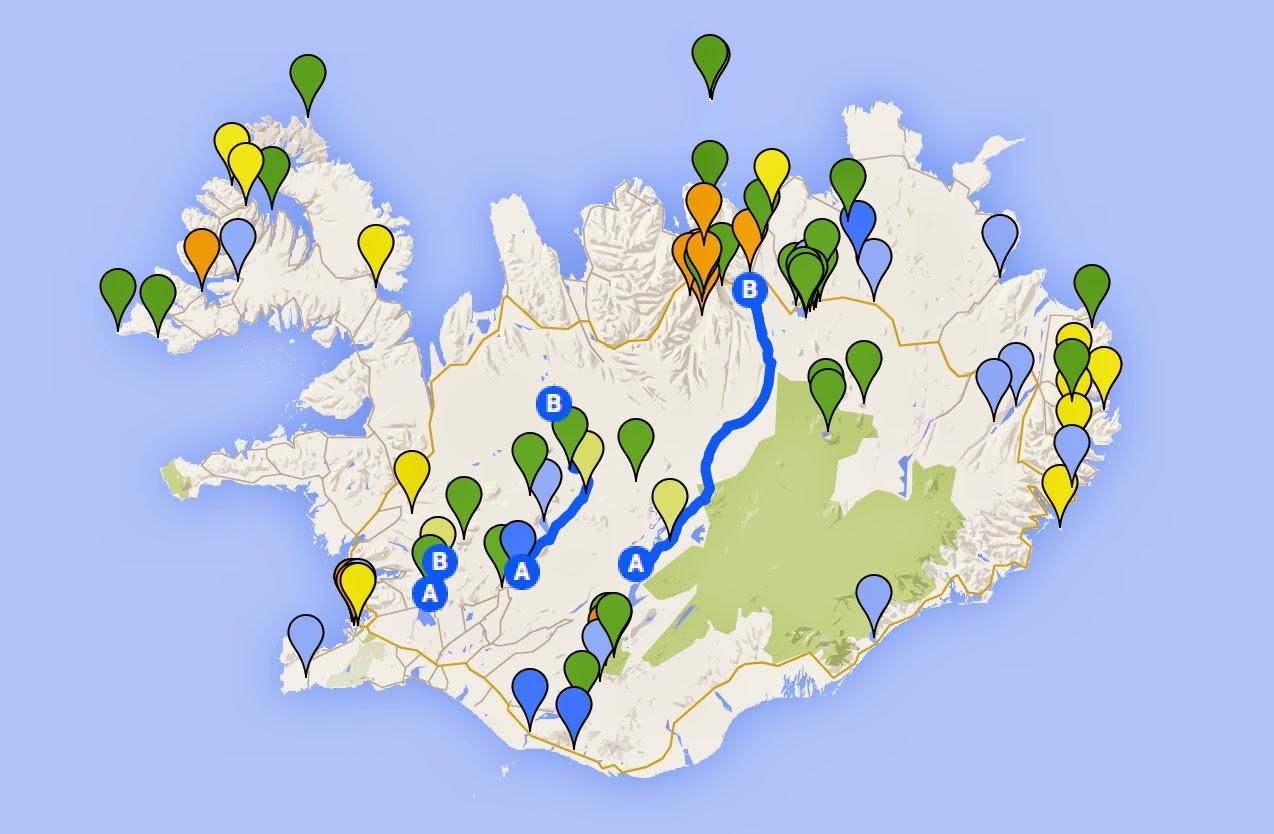 Todo en Google MAPS