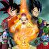 Voces y diseños de personajes de la película Dragon Ball Z: Fukkatsu no F