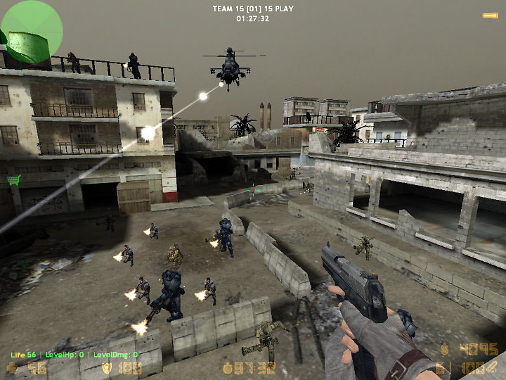 Counter-Strike is the first FPS game honest players join either the