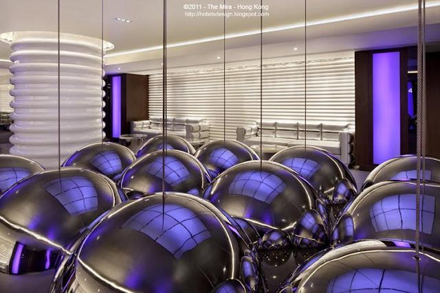 Les plus beaux hotels design du monde h tel the mira hong kong by designcorp atelier c cl3 - Du bruit dans la cuisine pau ...