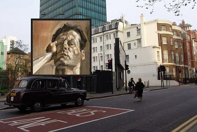 Art Everywhere - Billboard