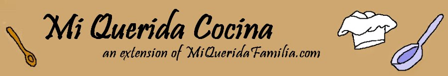 Mi Querida Cocina