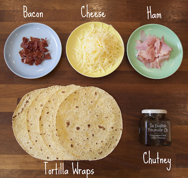 Cheesy Quesadilla Recipe How To