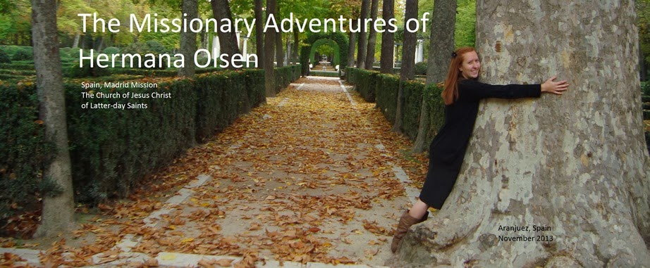 The Missionary Adventures of Hermana Olsen