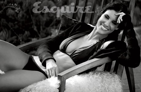 Daniela Ruah – Esquire Magazine Photoshoot (September 2011)