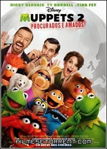 Muppets 2 - Procurados e Amados Torrent Dual Audio