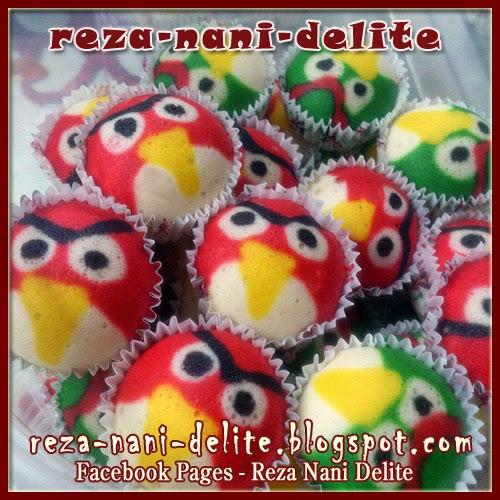Labels apam  cartoon delite  apam polkadot door gift party pack theme  kids & Apam Polkadot : Angry Birds Version   Reza-Nani Delite