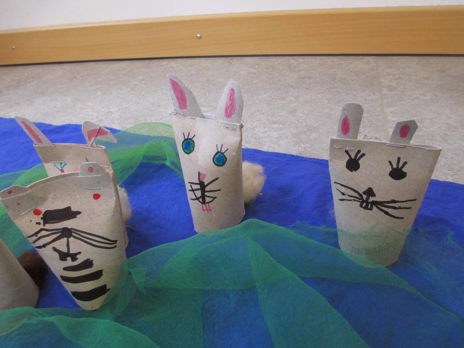 für Ostern basteln mit Kindern