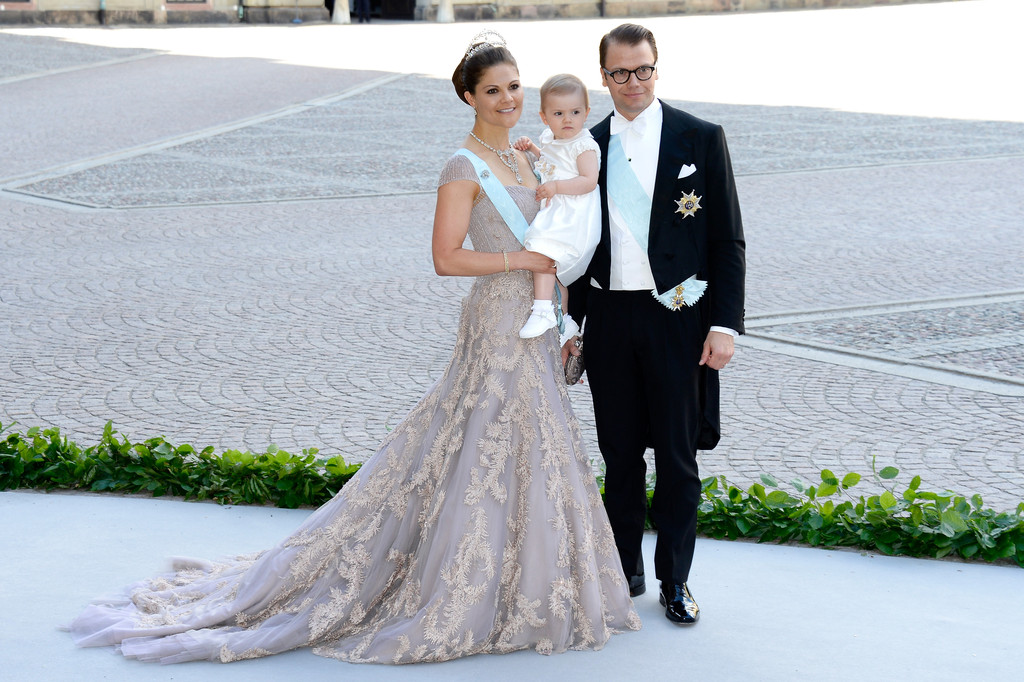 Princess Madeleine of Sweden Marries American banker Chris O\'Neill