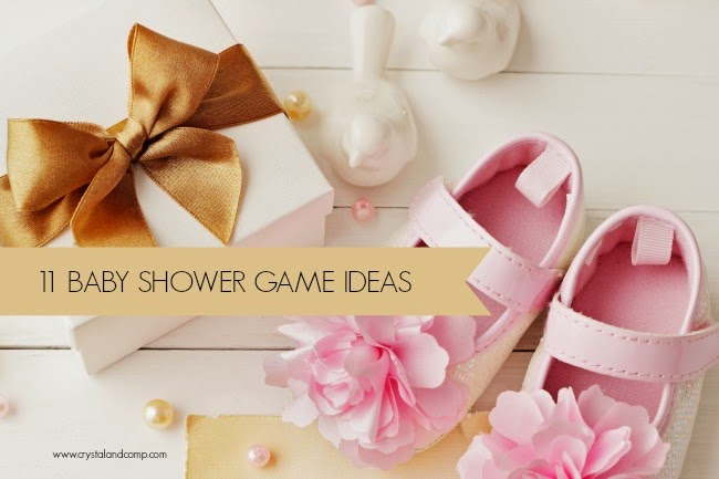 11 Baby Shower Game Ideas