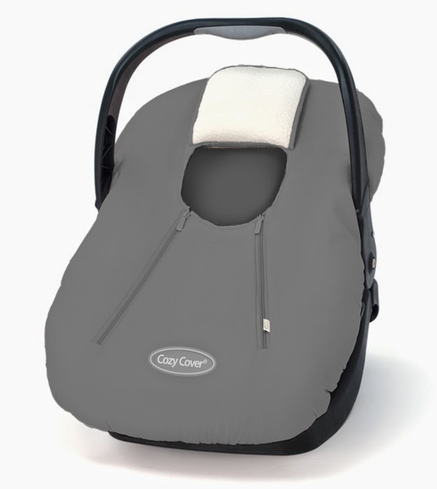 COZY COVER® Infant Carrier Cover AND Portable Easy Seat Reviews ...