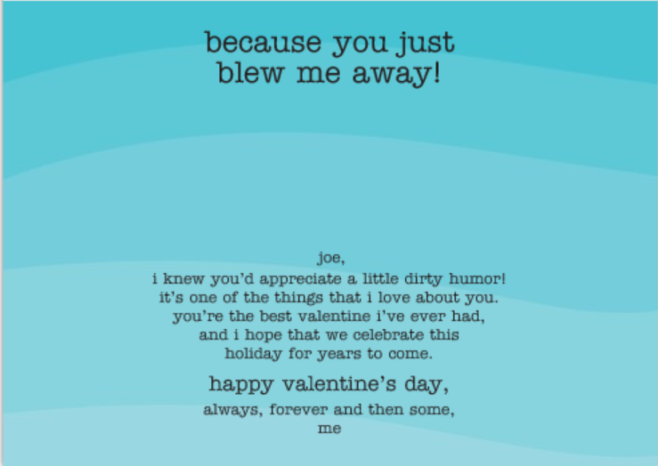 valentines day text messages to him - Valentines Day Texts