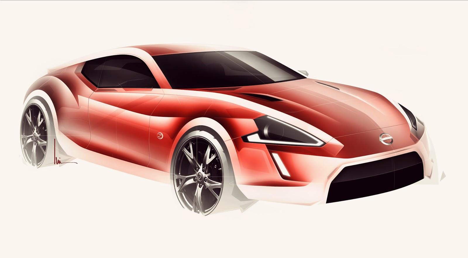 Scion Official Site >> 390z Concept | Autos Post