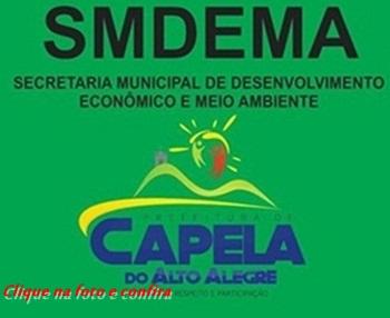 Secretaria de Desenvolvimento Econômico e Meio Ambiente
