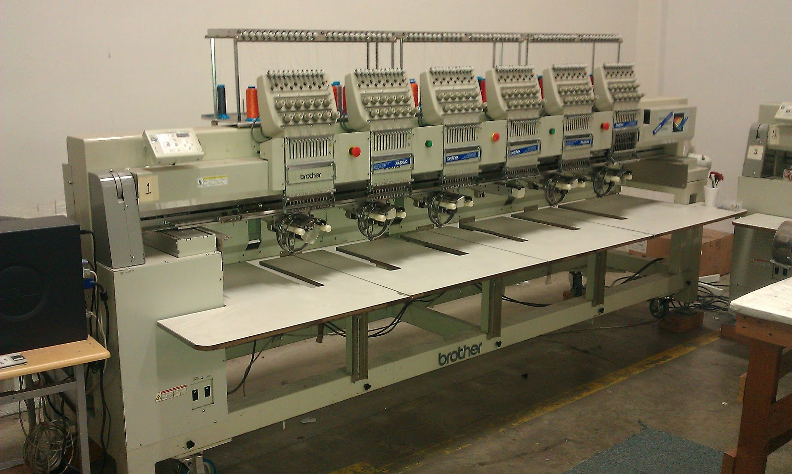 Brother BES 1260BC Embroidery Machine For Sale | Machines For Sale - Bargain Prices!!