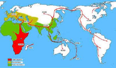 Nusantara zaman Prasejarah