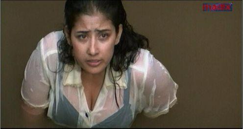 Manisha Koirala Blue Film Latest S