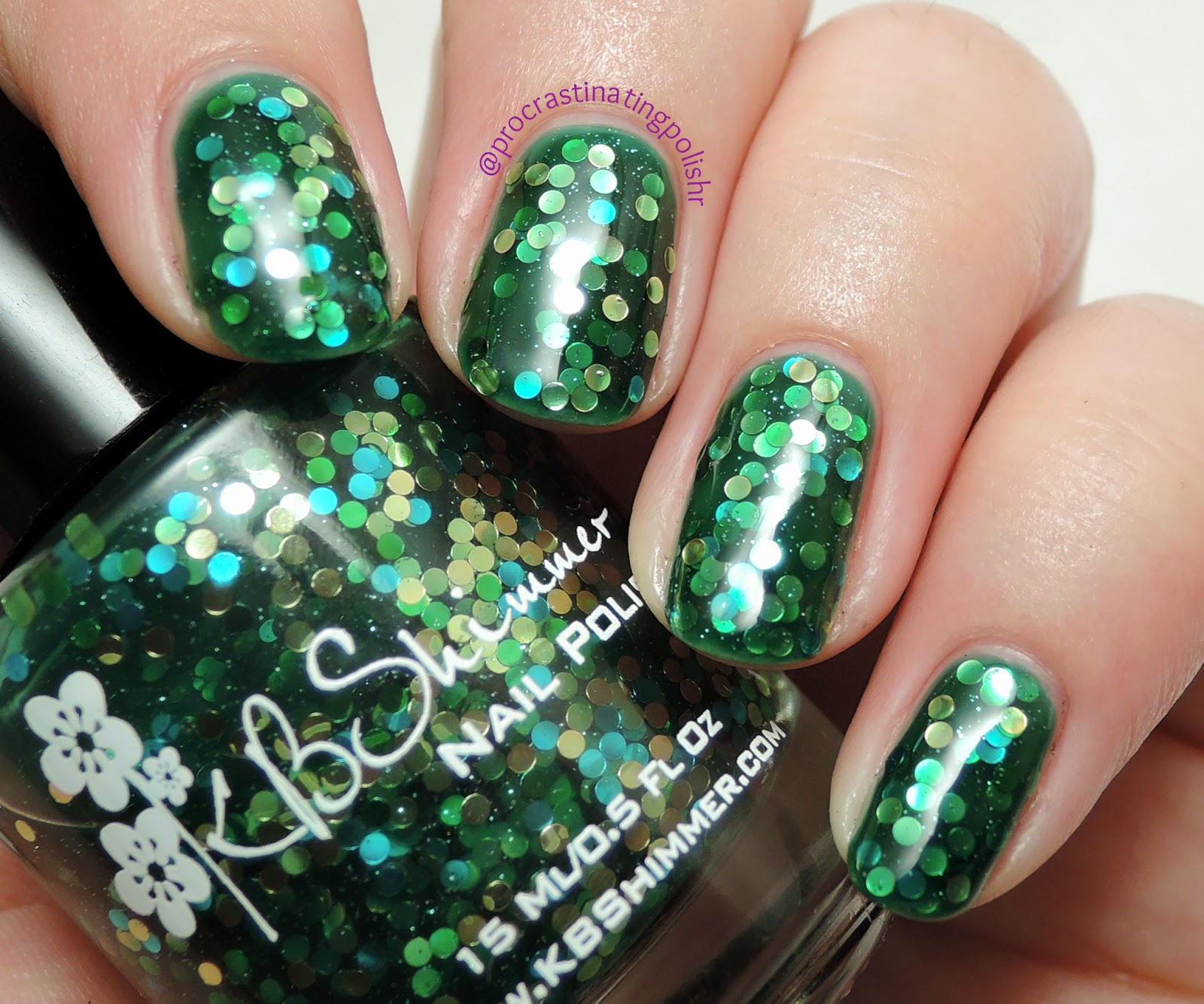 KB Shimmer - Get Clover It