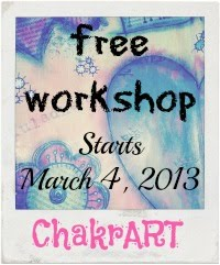 Free Chakra Art  Workshop