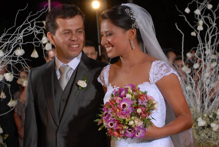 Ana Paula e Wenderson