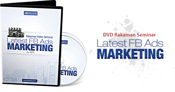 DVD Latest Fb Ads Marketing Oleh JaMaL Sifufbads