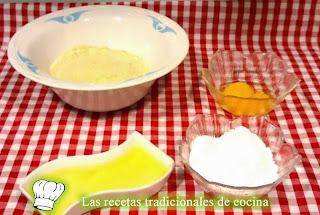 ingredientes mazapán
