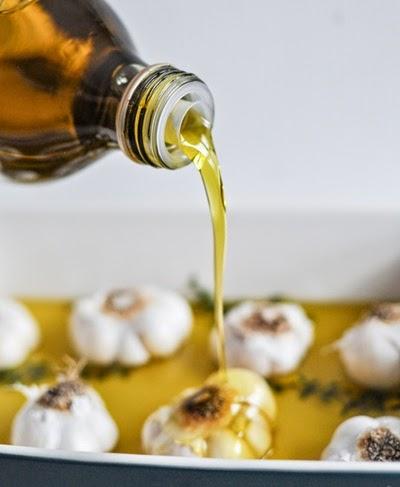 น้ำมันกระเทียม (Garlic Oil)