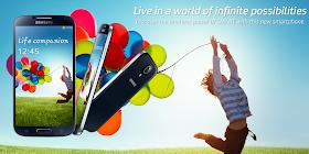 Samsung Galaxy S4 -Smart vs. Globe