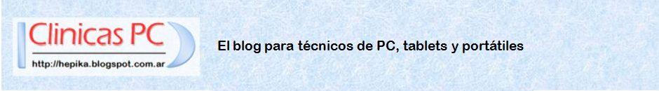 CLINICAS DE REPARACION PC
