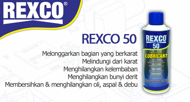 Rexco 50 Multi Purpose Lubricant