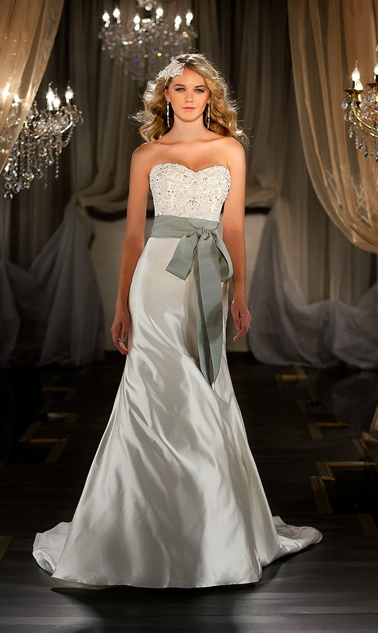 mariage et collections robes de mari e martina liana 2013