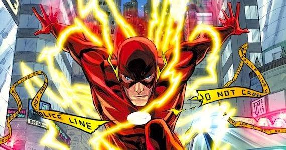 The Flash TV Pilot casts Candice Patton as Iris West