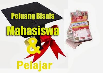 bisnis untuk pelajar dan mahasiswa
