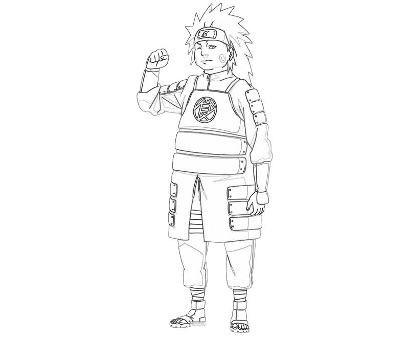 naruto-chiyo-strong-coloring-pages