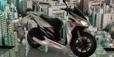 Modifikasi Low Rider Motor Honda Vario 150