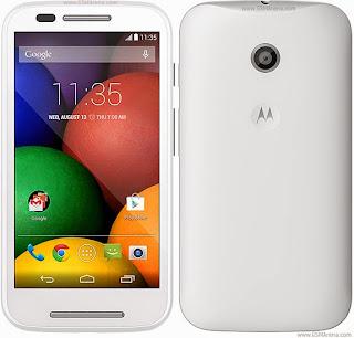Spesifikasi lengkap dan Harga Motorola Moto E