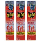 Buy All Out Off Family Insect Repellent Lotion set of 3 at Rs. 90