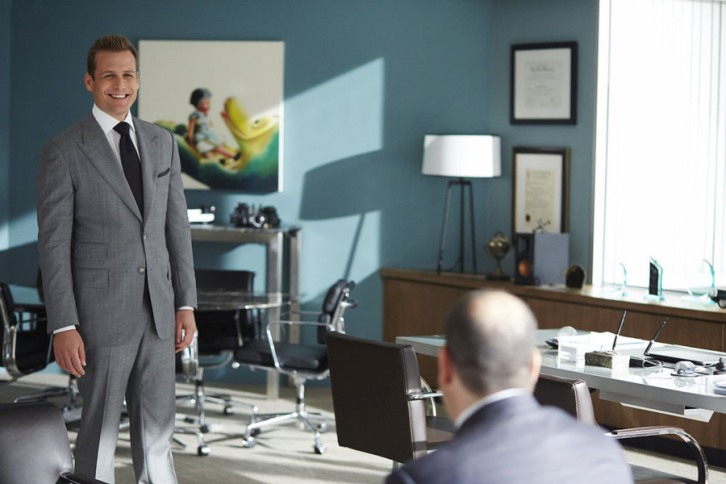 Suits - Episode 4.08 - Exposure - Promotional Photos