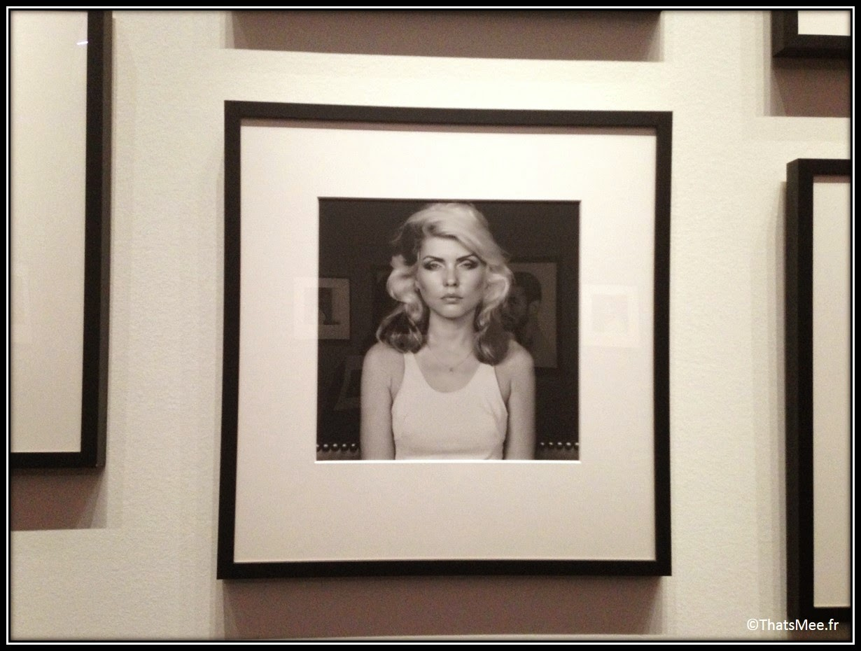 expo photographie Robert Mapplethorpe photographe américain 70s portrait Debbie Harry Blondie, expo Mapplethorpe Grand Palais Paris 2014